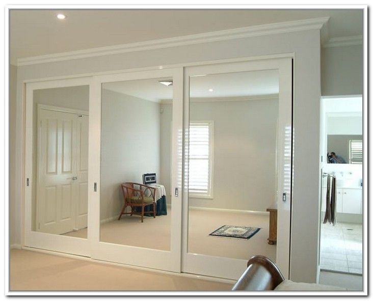 Best 25 Sliding Mirror Doors Ideas On Pinterest Sliding Mirror Throughout Cupboard Sliding Doors (#2 of 15)