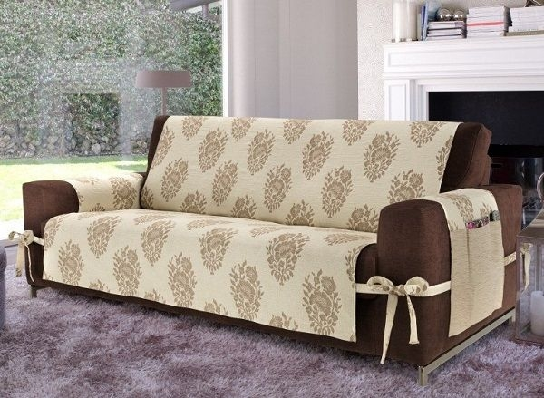 Best 25 Sofa Covers Ideas On Pinterest Slipcovers Couch Slip With Regard To Sofa Settee Covers (#7 of 15)