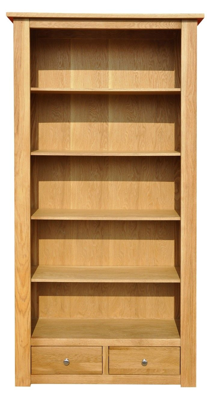 Best 25 Solid Oak Bookcase Ideas On Pinterest With Bookcase With Cupboard (View 2 of 15)