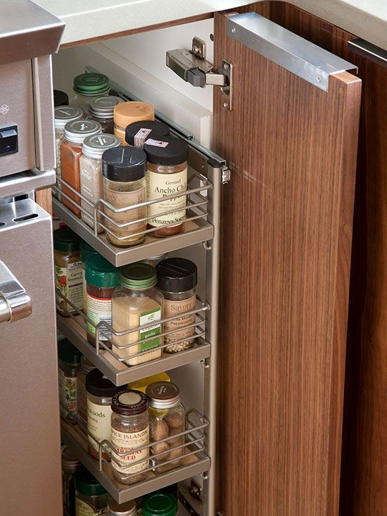 Best 25 Spice Racks For Cabinets Ideas On Pinterest Kitchen Within Storage Racks For Kitchen Cupboards (#6 of 15)