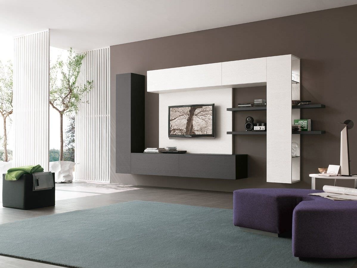 Popular Photo of Tv Wall Unit