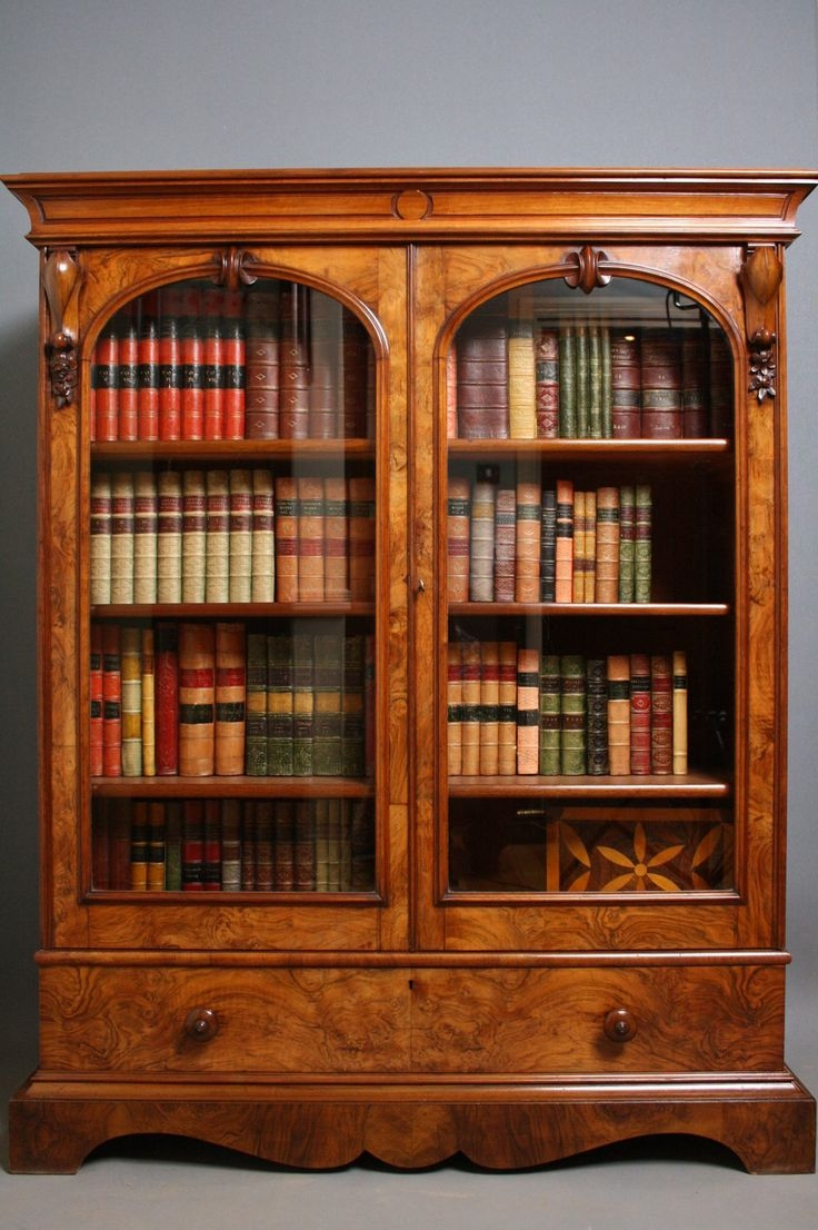 Best 25 Victorian Bookcases Ideas On Pinterest Gothic Bedroom With Regard To Classic Bookcases (#2 of 15)