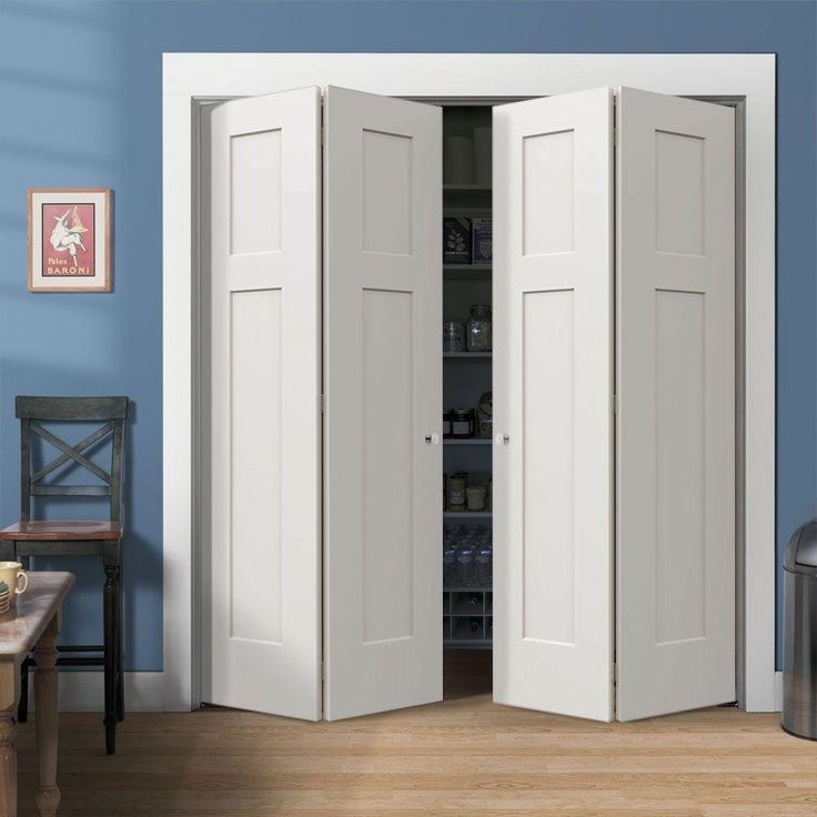 Best 25 Wardrobe Doors Ideas On Pinterest Built In Wardrobe Throughout Folding Door Wardrobes (View 7 of 15)