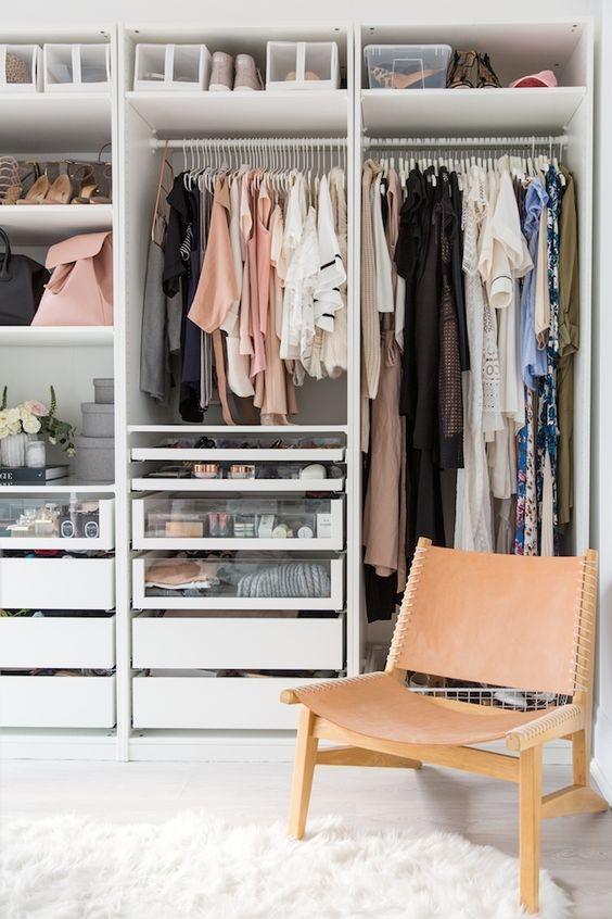 Best 25 Wardrobe Storage Ideas On Pinterest Ikea Walk In Intended For Wardrobe Hangers Storages (#10 of 15)