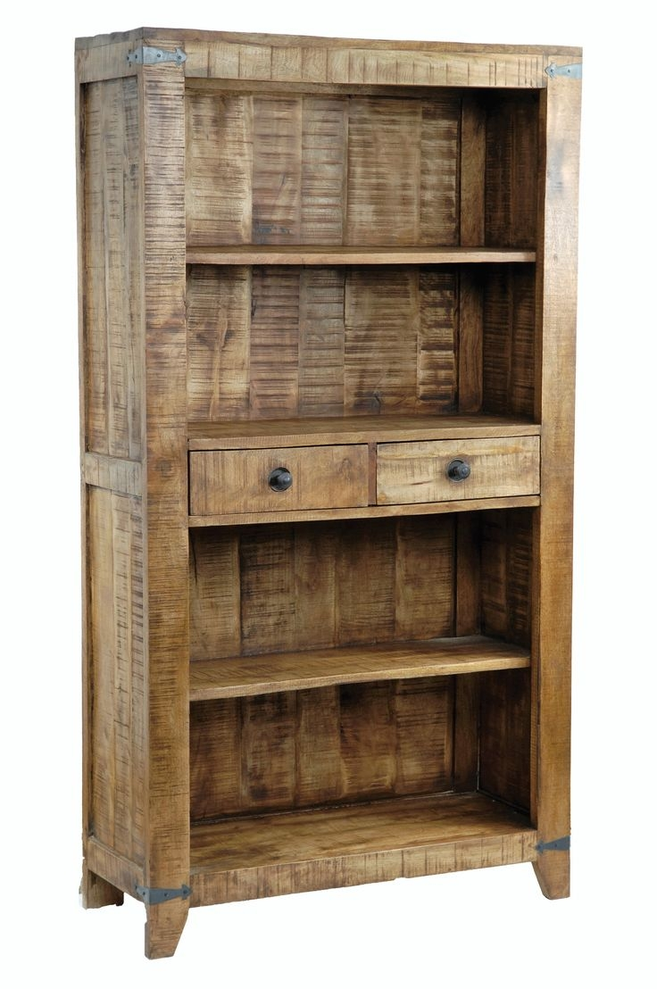 Best 25 Wooden Bookcase Ideas On Pinterest For Wooden Bookshelves (#1 of 14)