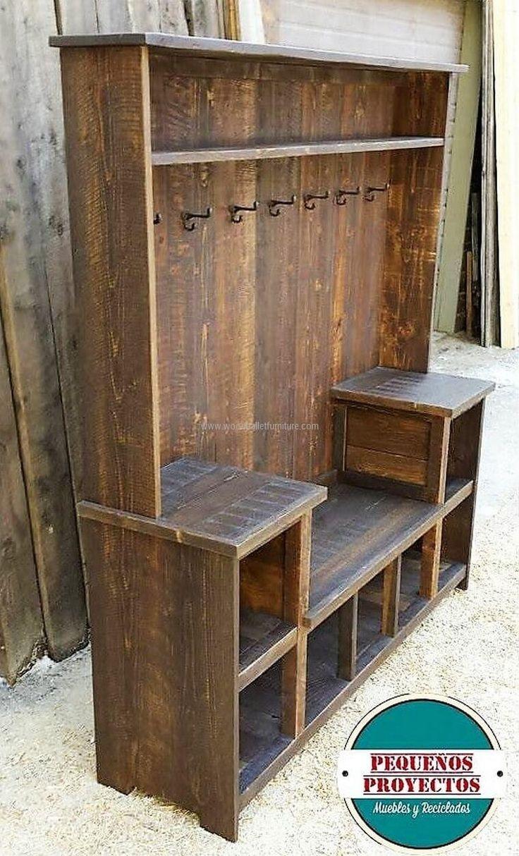 Best 25 Wooden Wardrobe Closet Ideas On Pinterest Within Solid Dark Wood Wardrobes (View 8 of 15)
