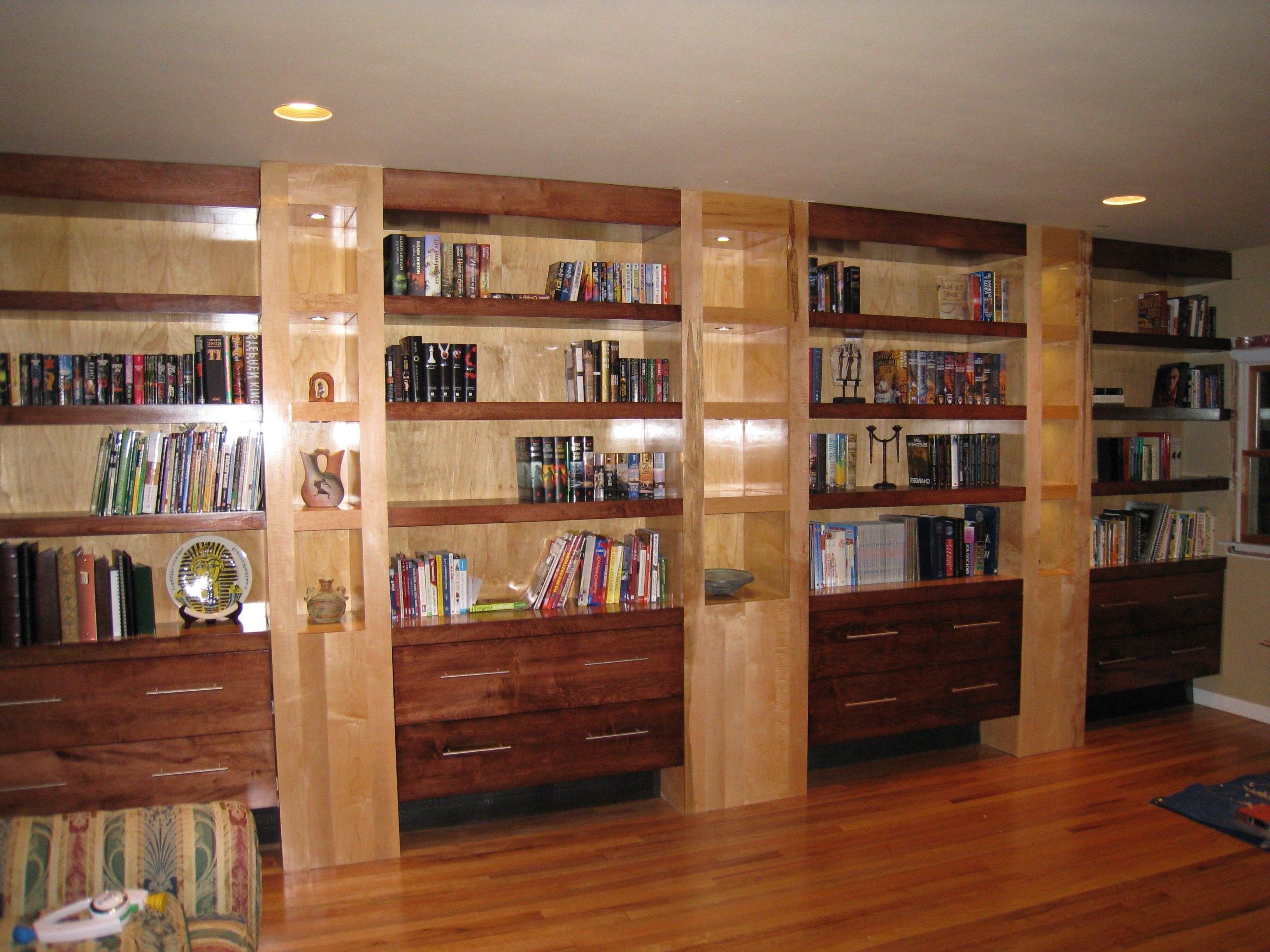 Best Kreg Bookcase 24 About Remodel Built In Bookcase Kits With Inside Built In Bookcase Kits (#1 of 15)