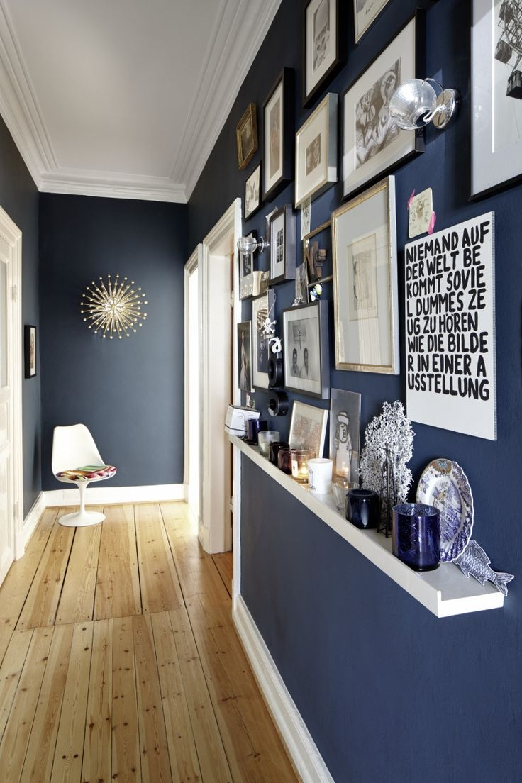 Best Navy Blue Wall Shelves 64 With Additional Whole Wall Shelving Within Whole Wall Shelving (#3 of 15)