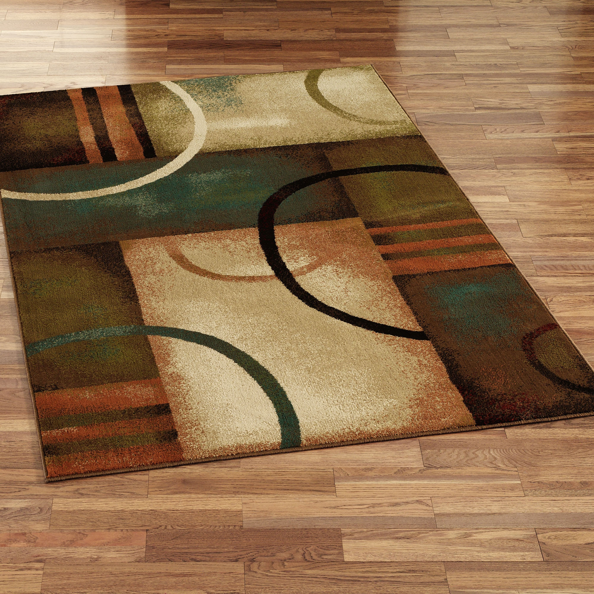 Popular Photo of Wool Contemporary Area Rugs