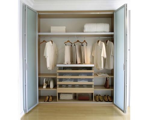 Bi Fold Wardrobe Doors Cowdroy Regarding Folding Door Wardrobes (#4 of 15)