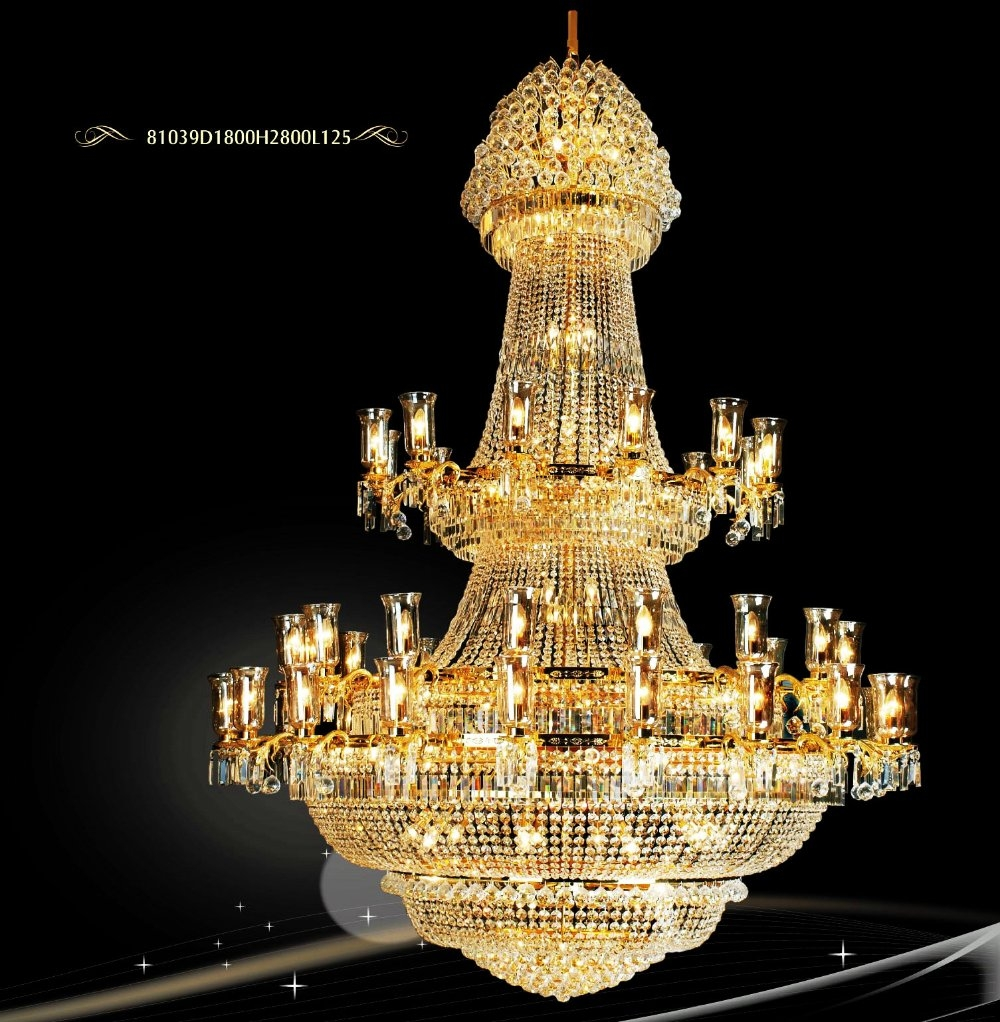 Big Chandelier Fabulous For Your Inspirational Home Designing With Within Big Chandeliers (#3 of 12)