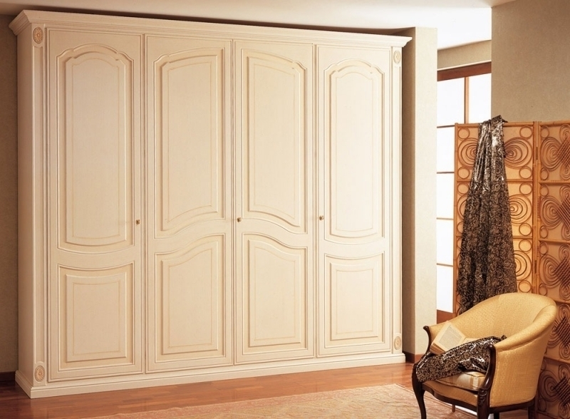 Big Wooden Wardrobe Large Wooden Wardrobes Wardrobe Designs Regarding Large Wooden Wardrobes (#4 of 15)
