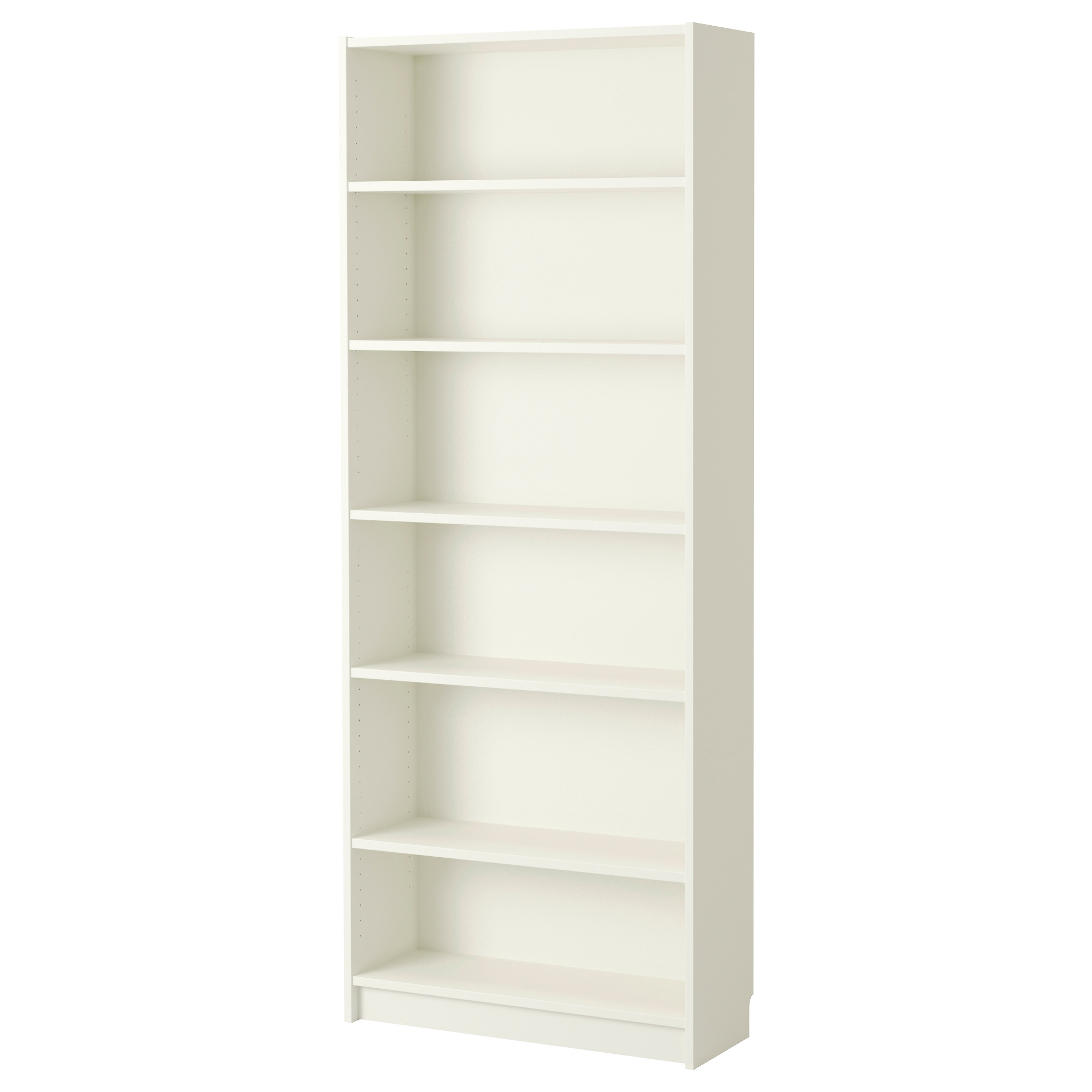 Billy Bookcase White Ikea Inside White Bookcases (#2 of 15)