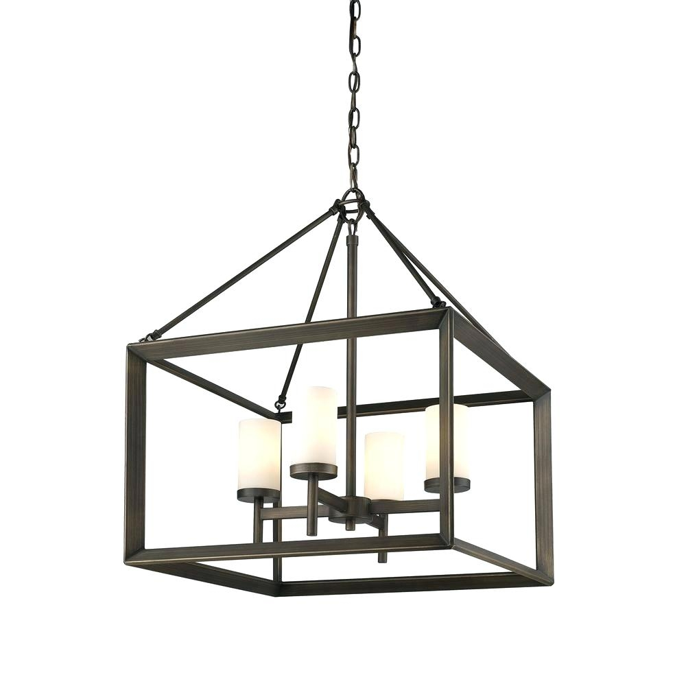 Black Kitchen Chandelier Modern Glass Chandelier Pendant Crystal Intended For Small Red Chandelier (#4 of 12)