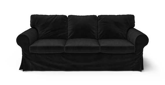 Black Sofa Slipcovers Goodca Sofa With Black Slipcovers For Sofas (#7 of 15)