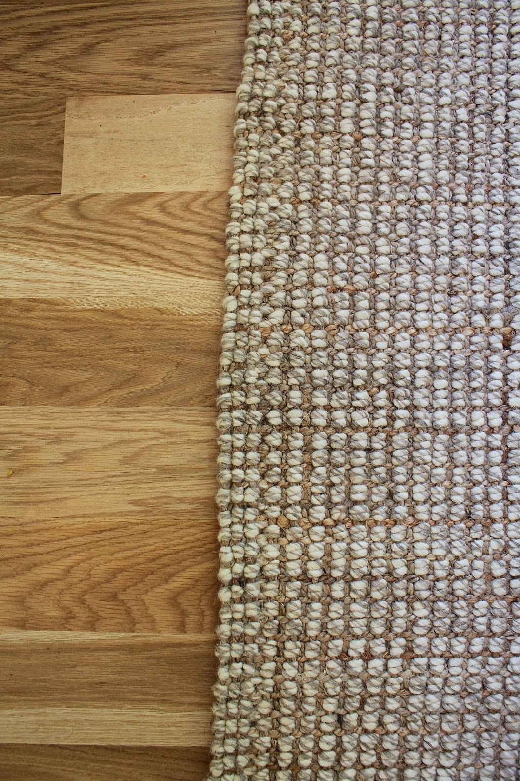 Blondetall Our New Area Rug For Wool Jute Area Rugs (#4 of 15)