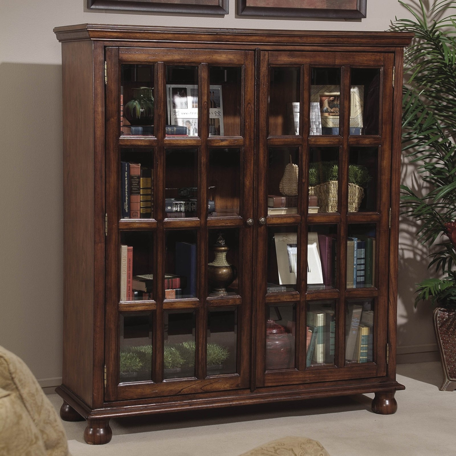 Book Cabinet With Doors Cabinets For Bookcase With Cabinet Base (View 14 of 15)