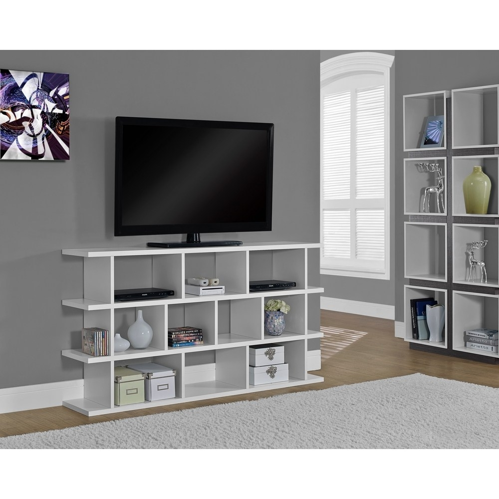 Popular Photo of Bookcase With Tv Stand