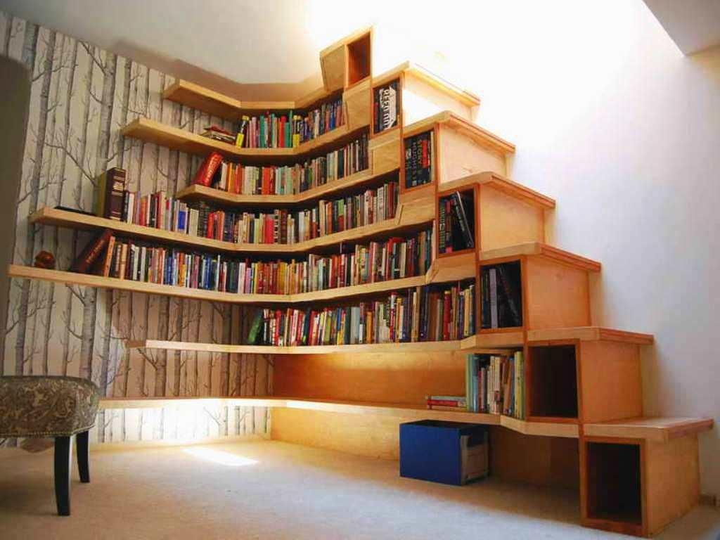 Bookcase Design Bookshelves Decorcamp Designs Designs Surripui Within Unique Bookcase Designs (View 9 of 15)