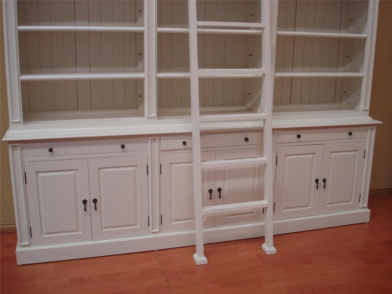 Bookcase Ideas Furniture Interior Living Room Modern Style White Inside White Library Bookcase (View 6 of 15)