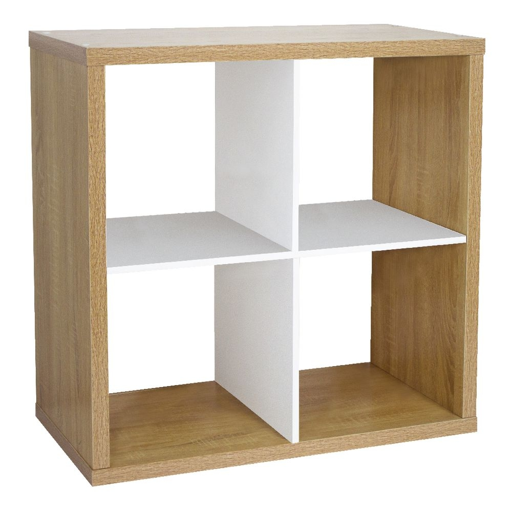Bookcases Cubes Officeworks Throughout Bookcase Flat Pack (#3 of 15)
