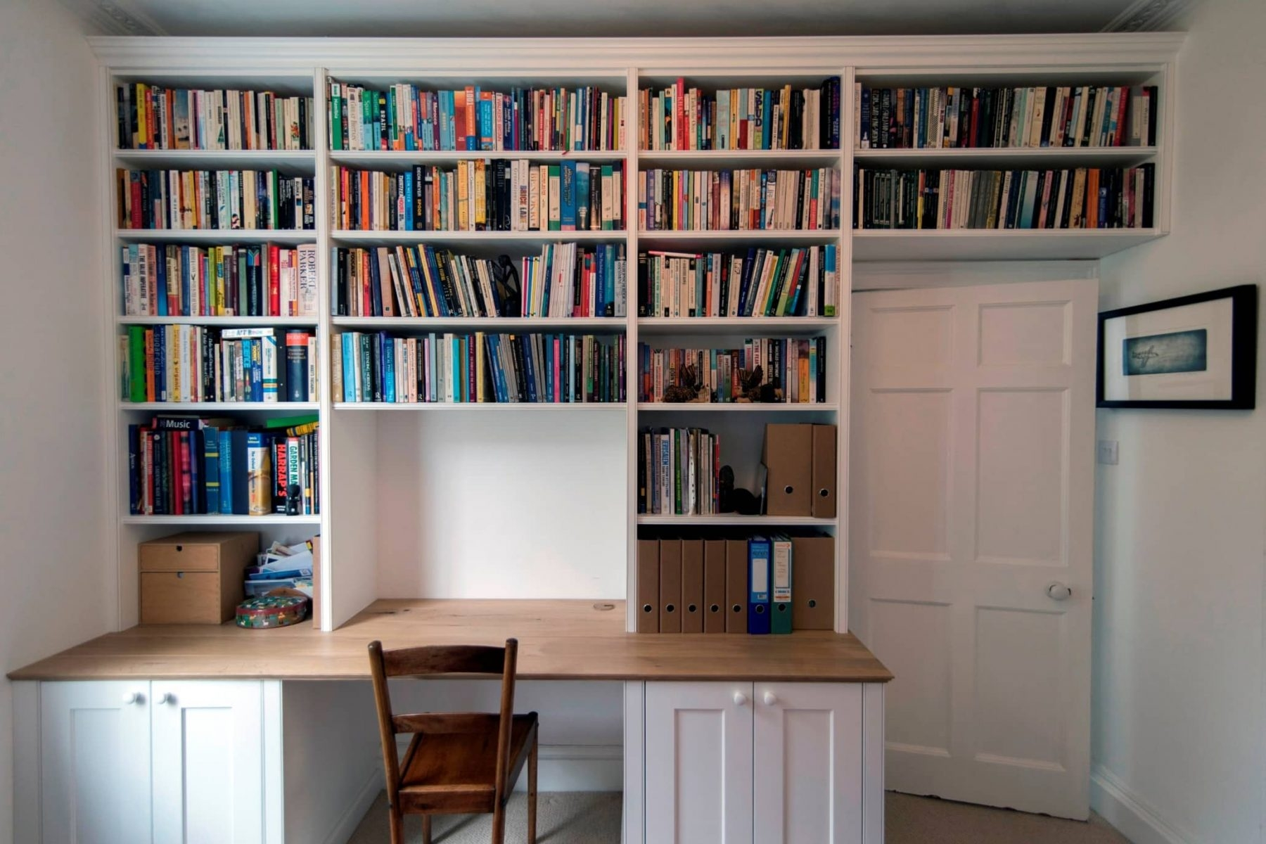 Bookcases Libraries Pertaining To Study Bookcases (#3 of 15)