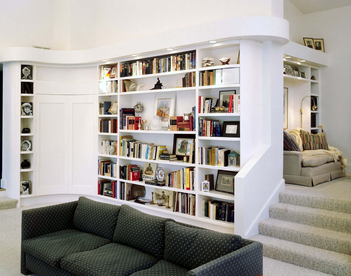 Popular Photo of Book Shelving Systems