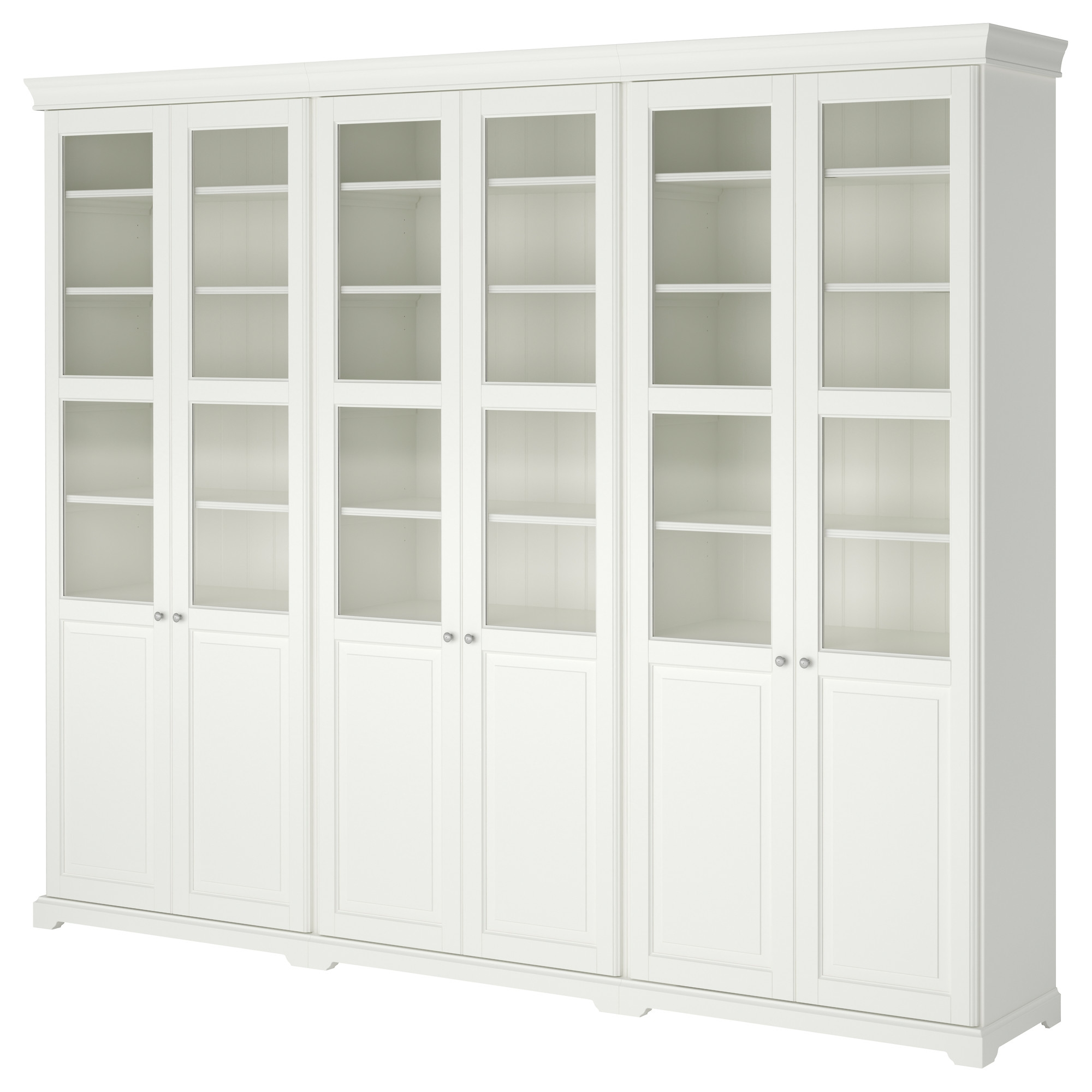 Bookcases Modern Traditional Ikea Intended For White Bookcase (#5 of 15)