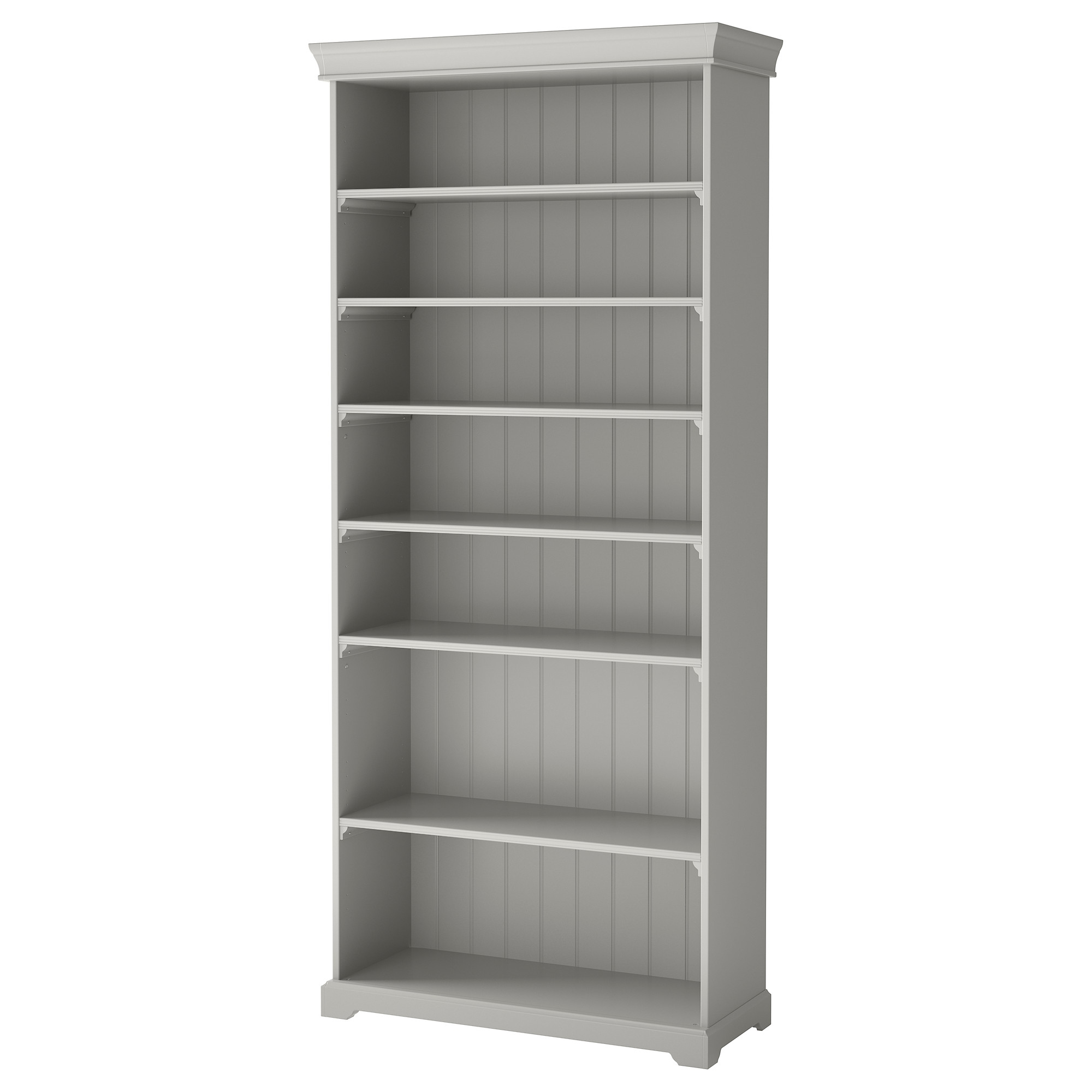 Bookcases Modern Traditional Ikea Throughout White Bookcase (#6 of 15)