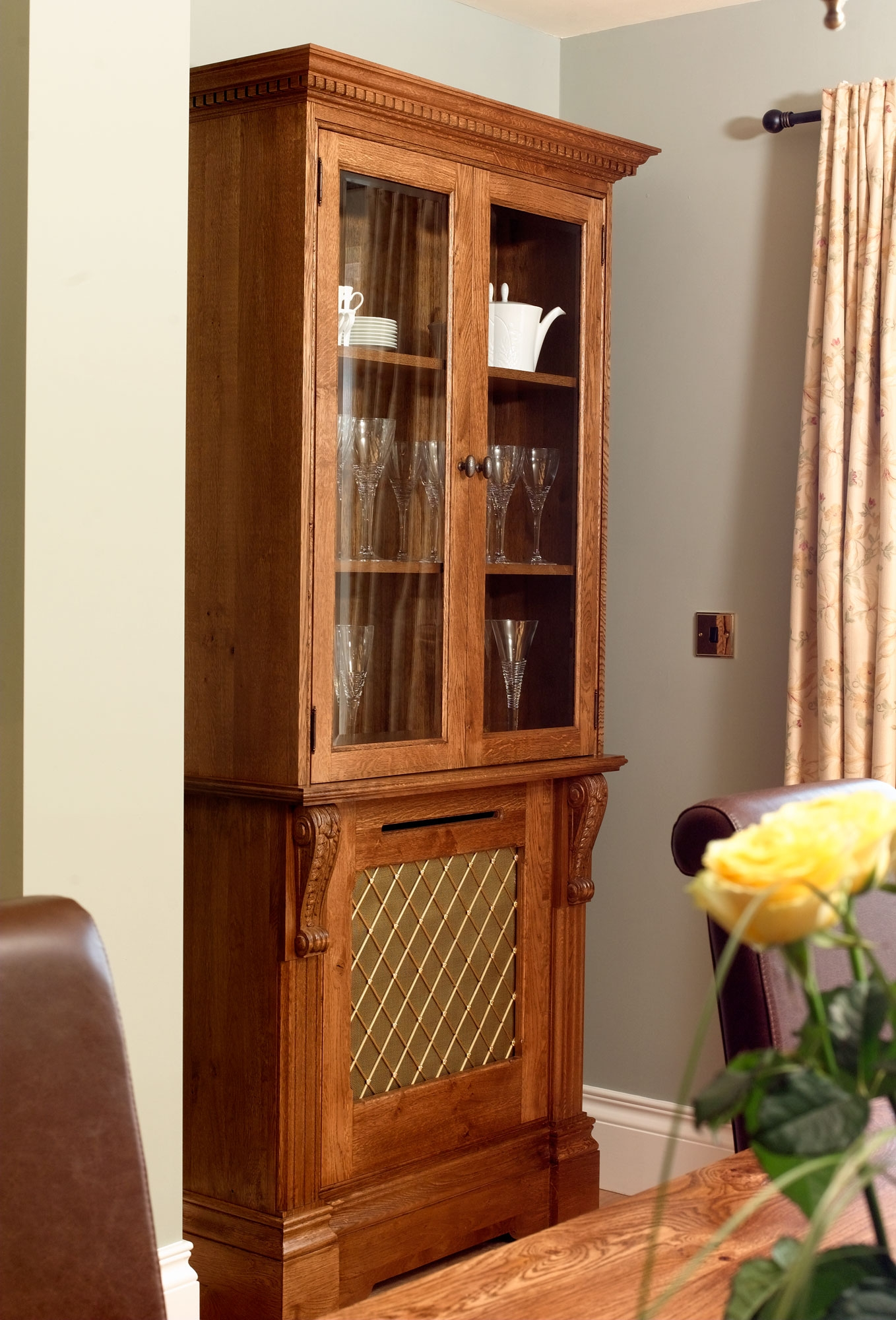 Bookcases Radiator Cabinets Radiator Covers With Bookcase Within Radiator Bookcase Cabinets (View 3 of 15)