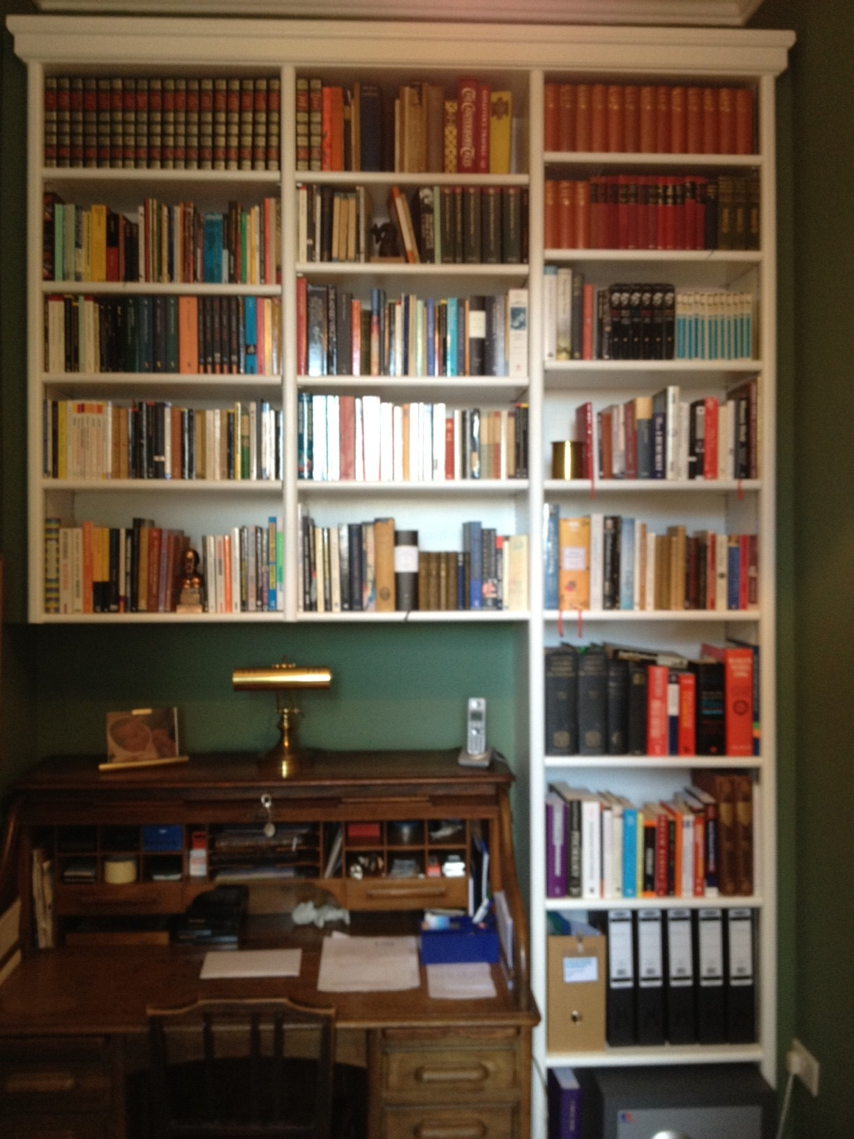 Bookcases Regarding Study Bookcases (#4 of 15)