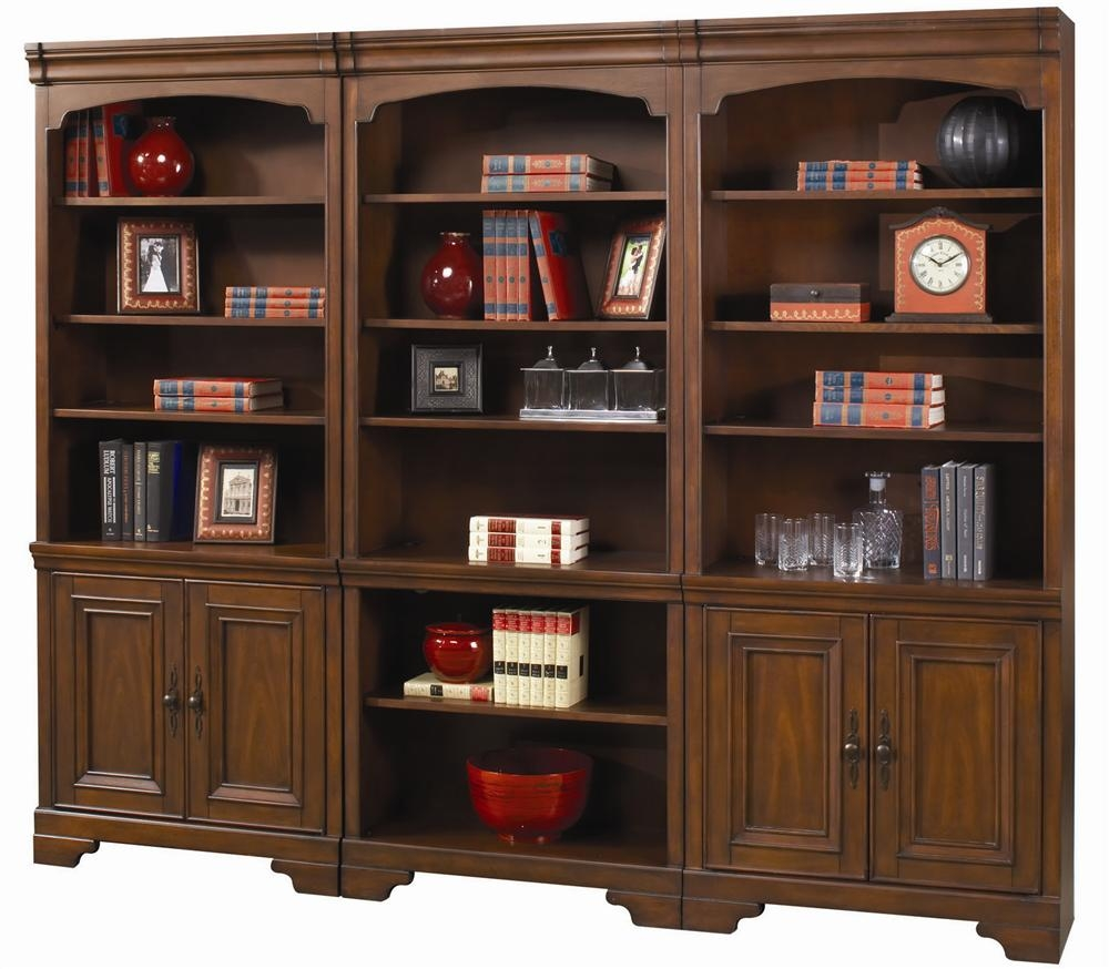 Popular Photo of Large Wooden Bookcases