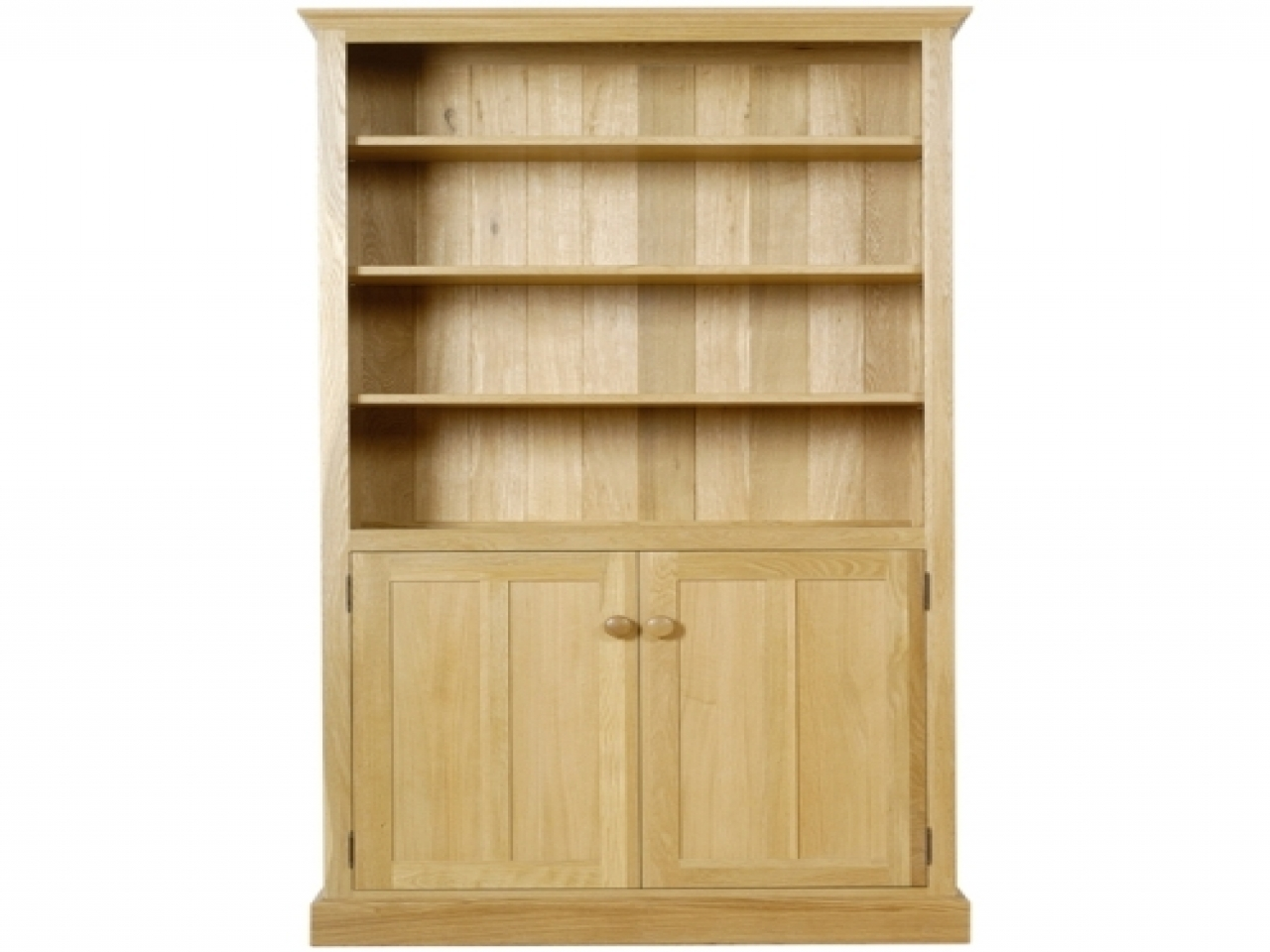 Popular Photo of Bookcase With Cupboard