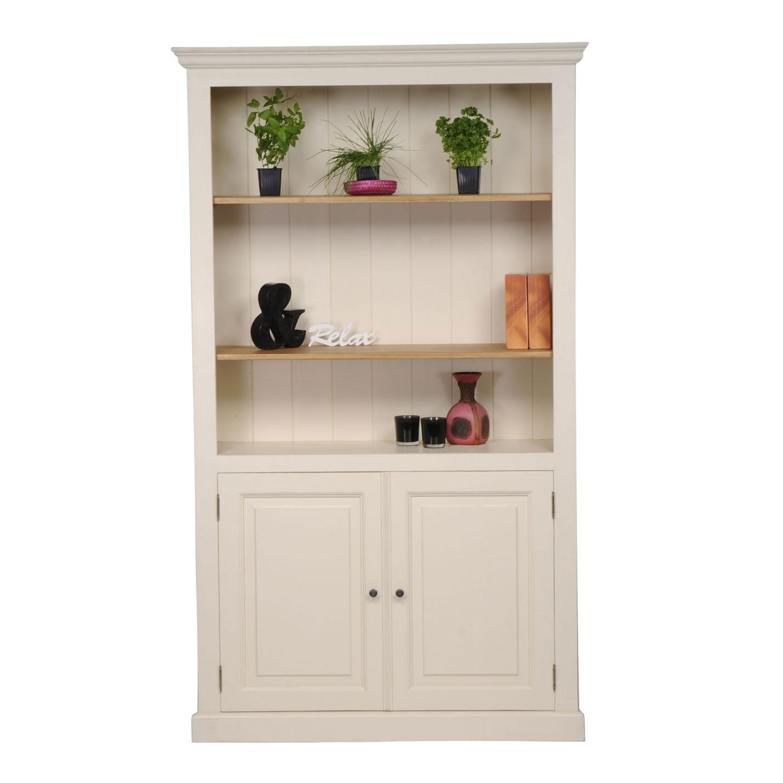 Bookshelf Astounding Bookcase With Doors White White Bookcase Throughout White Painted Bookcase (#5 of 15)