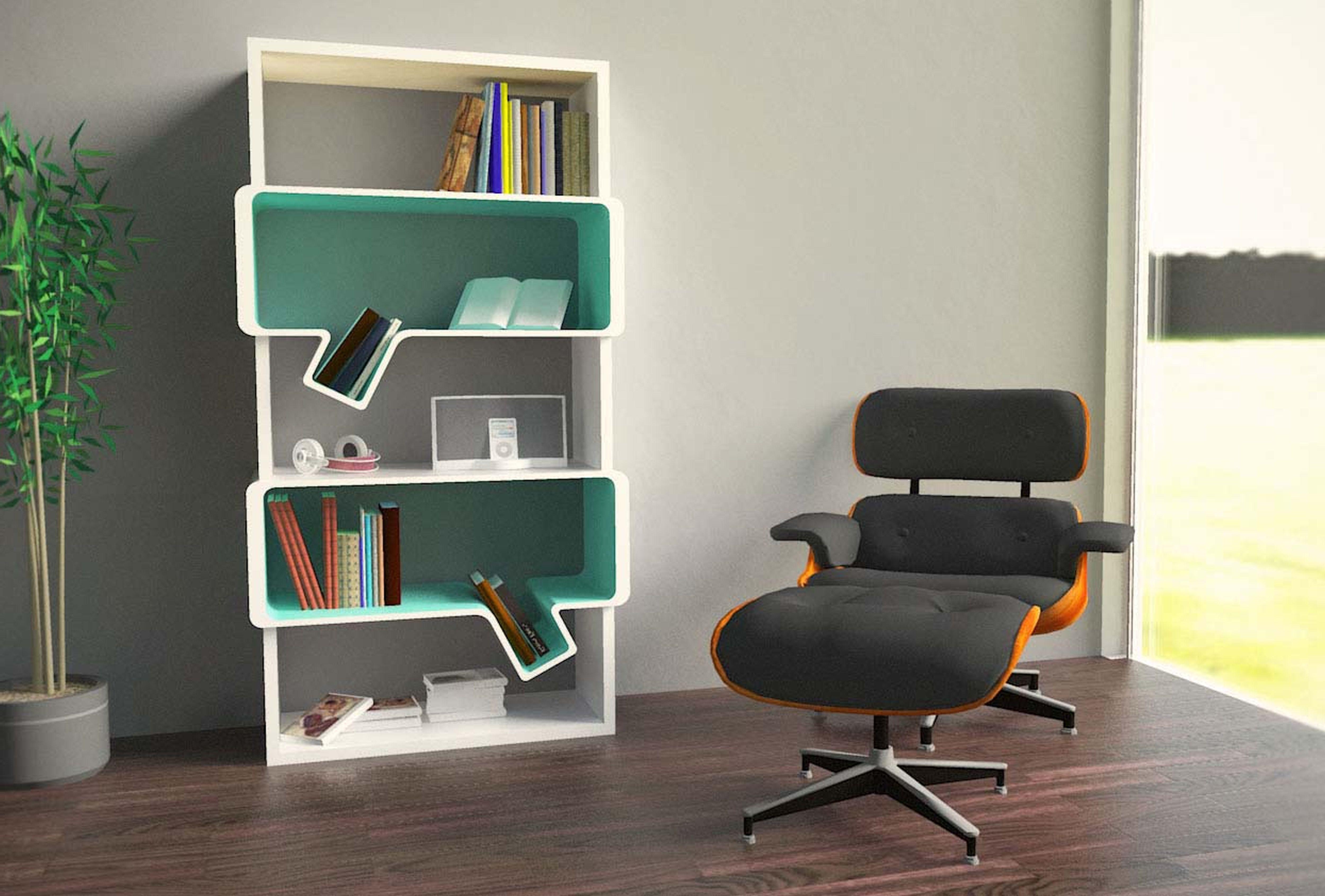 Bookshelf Design Ideasshoisecom Full Size Of Furniturebookshelves Within Bookshelves Designs For Home (#5 of 15)