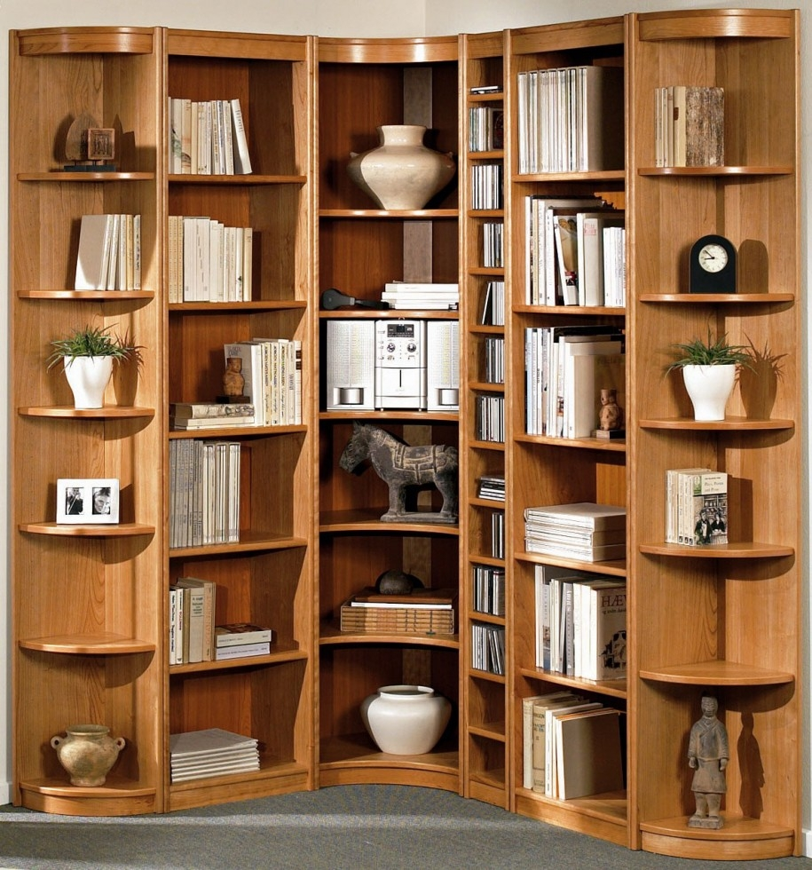 Bookshelf Designs For Home With Bookshelves Designs For Home (#8 of 15)