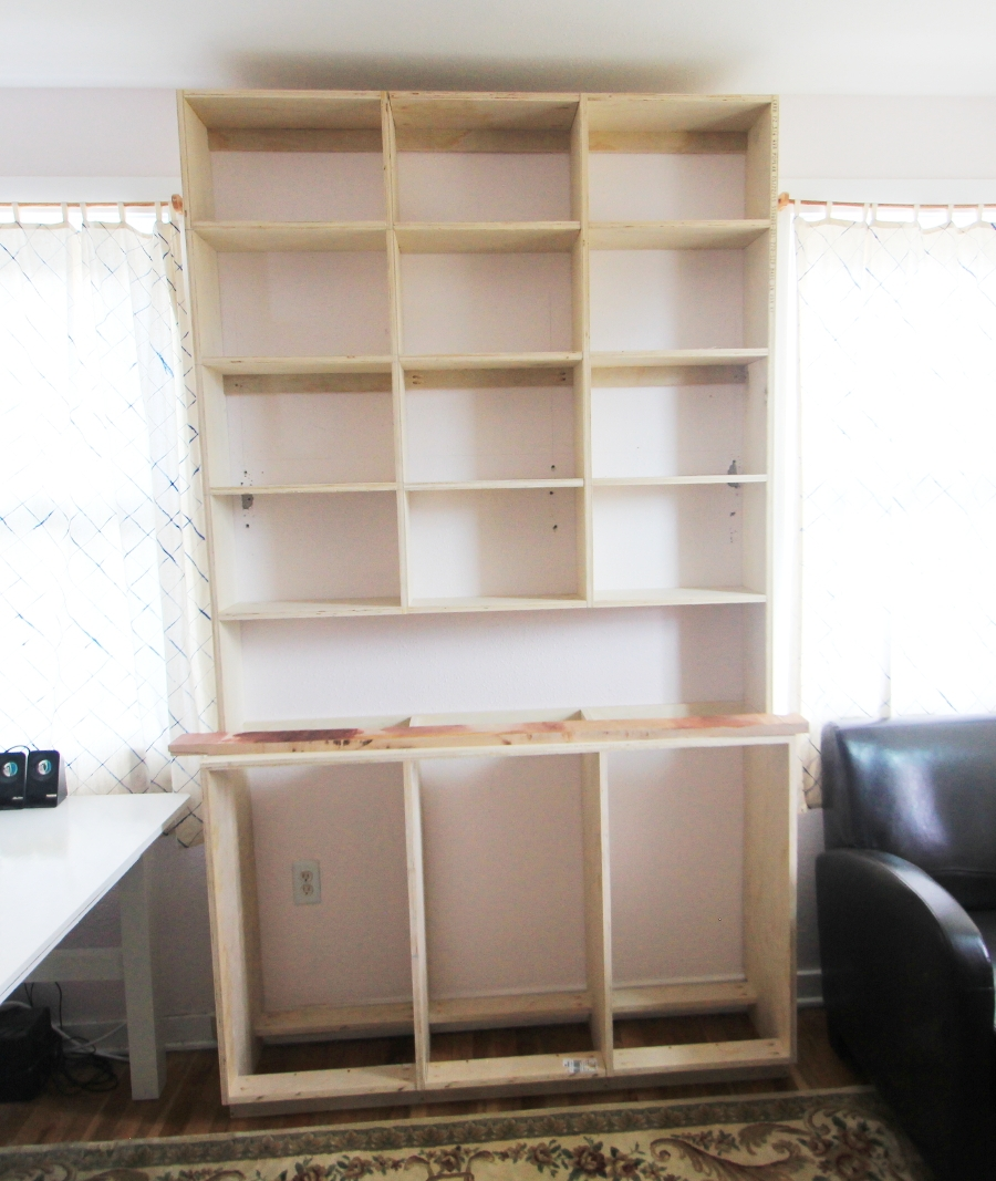 Bookshelf With Cabinet Base Creative Cabinets Decoration With Regard To Bookcase With Cupboard Base (#6 of 15)