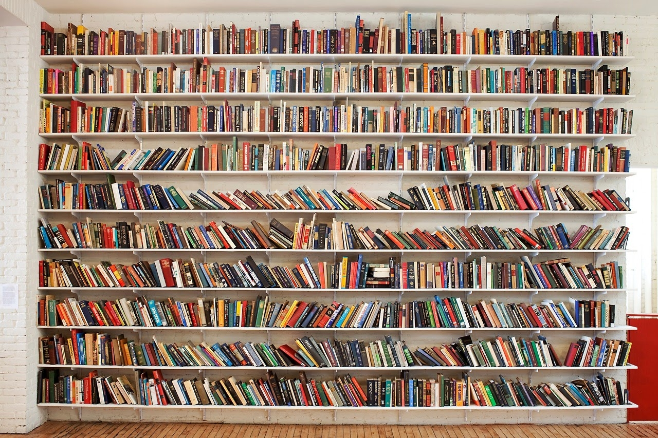 Popular Photo of Huge Bookshelf
