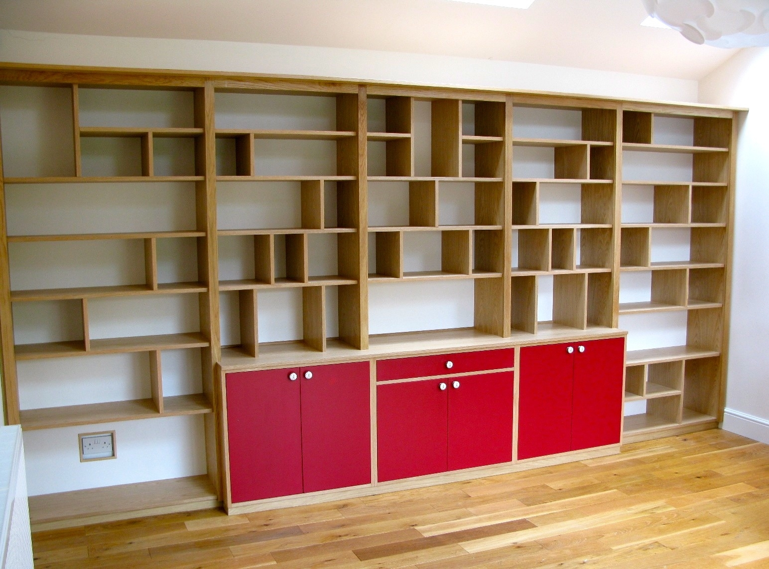 Bookshelves Libraries Intended For Bespoke Libraries (#6 of 15)