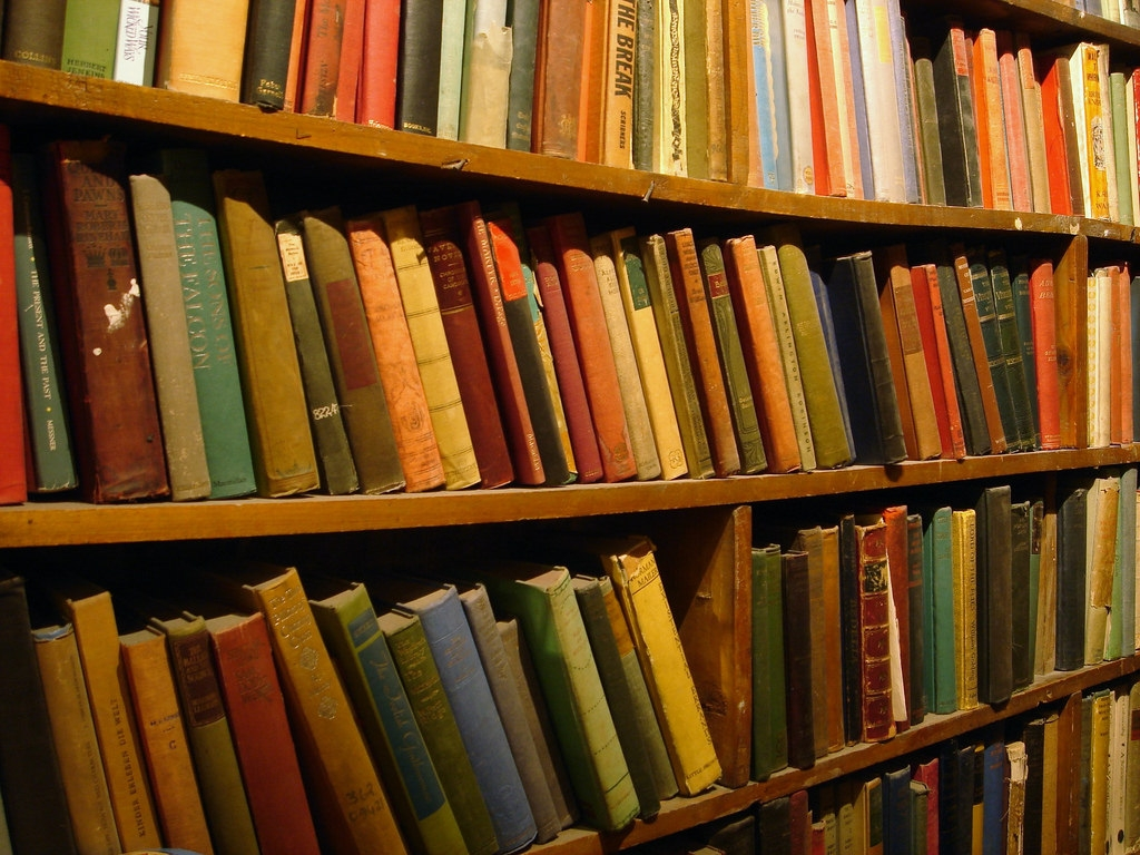 Bookshelves Location Alexandre Duret Lutz Flickr Intended For Bookshelves (#9 of 15)
