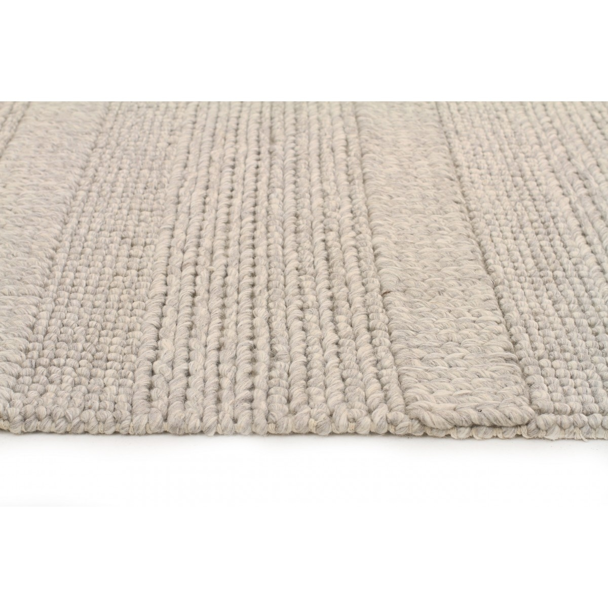 Braided Wool Rug Roselawnlutheran For Braided Wool Area Rugs (#8 of 15)