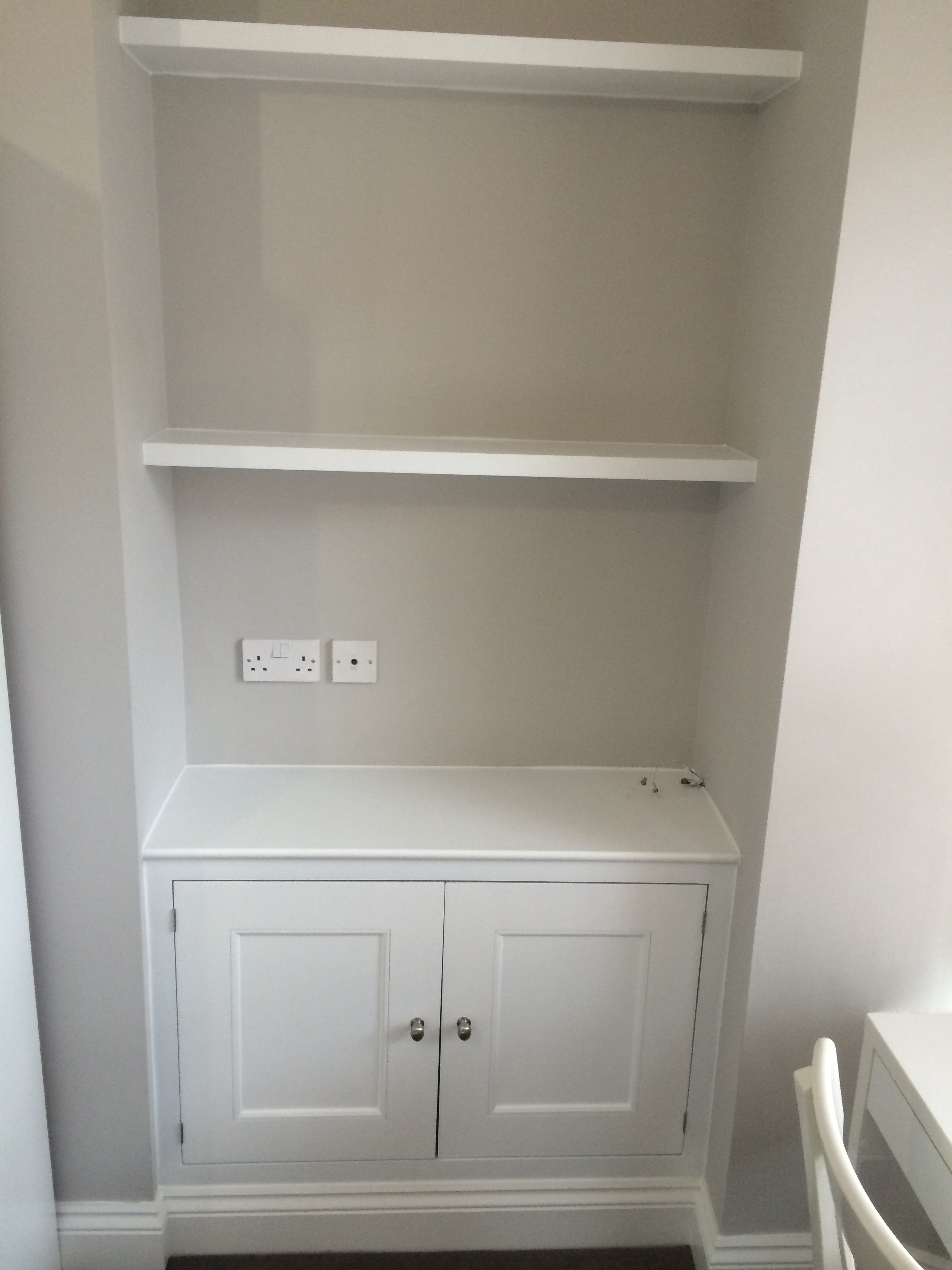 Bramham Joinery Cupboards Throughout Bespoke Cupboard (#2 of 15)