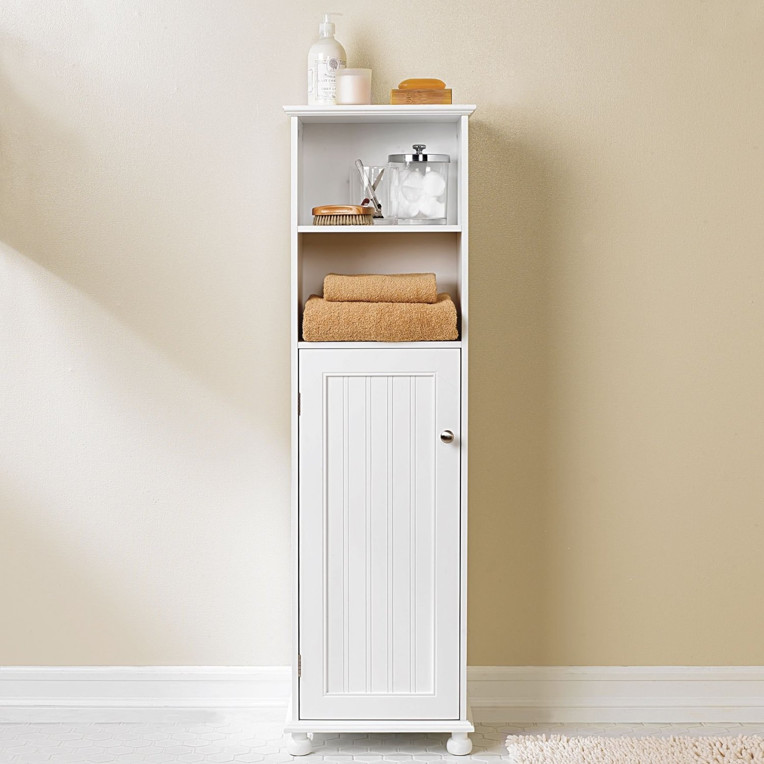Breathtaking Free Standing Bathroom Storage With Chic Design Regarding Free Standing Storage Cupboards (View 11 of 12)