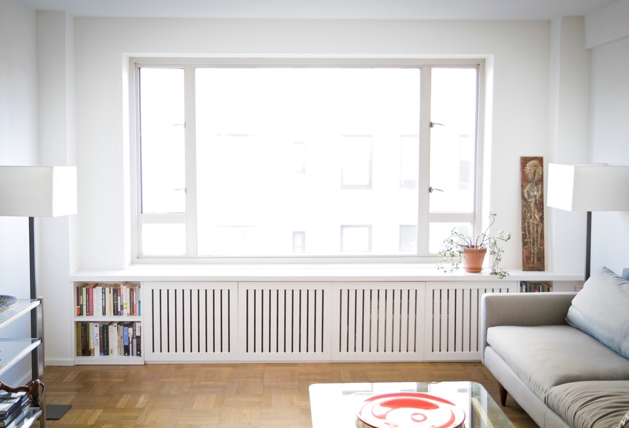 Brooklyn Bookcasing Throughout Bookcase Radiator Cover (#3 of 15)