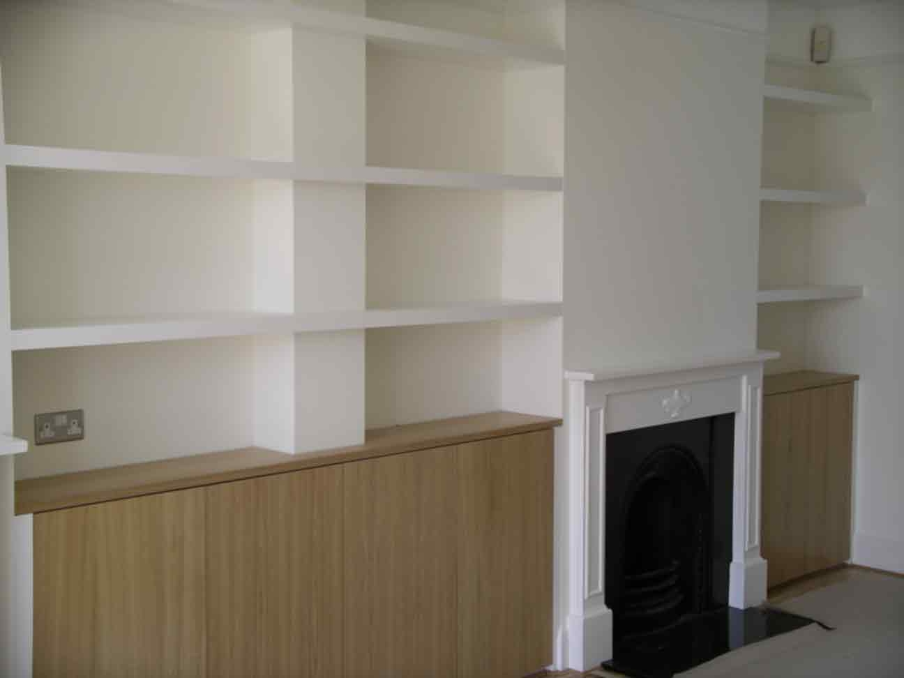 how to build a fitted cupboard