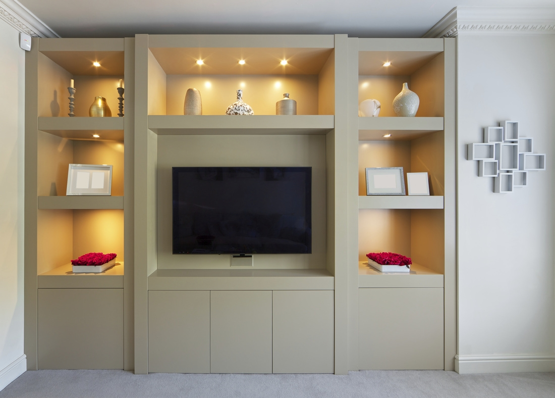 Built In Cupboards Tv Units Google Search Living Room Pinterest Regarding Fitted Wall Units Living Room (View 5 of 15)