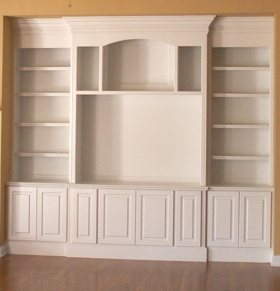 Built In Shelving Units Inspirational Lotusep Within Built In Bookshelf Kits (View 7 of 15)