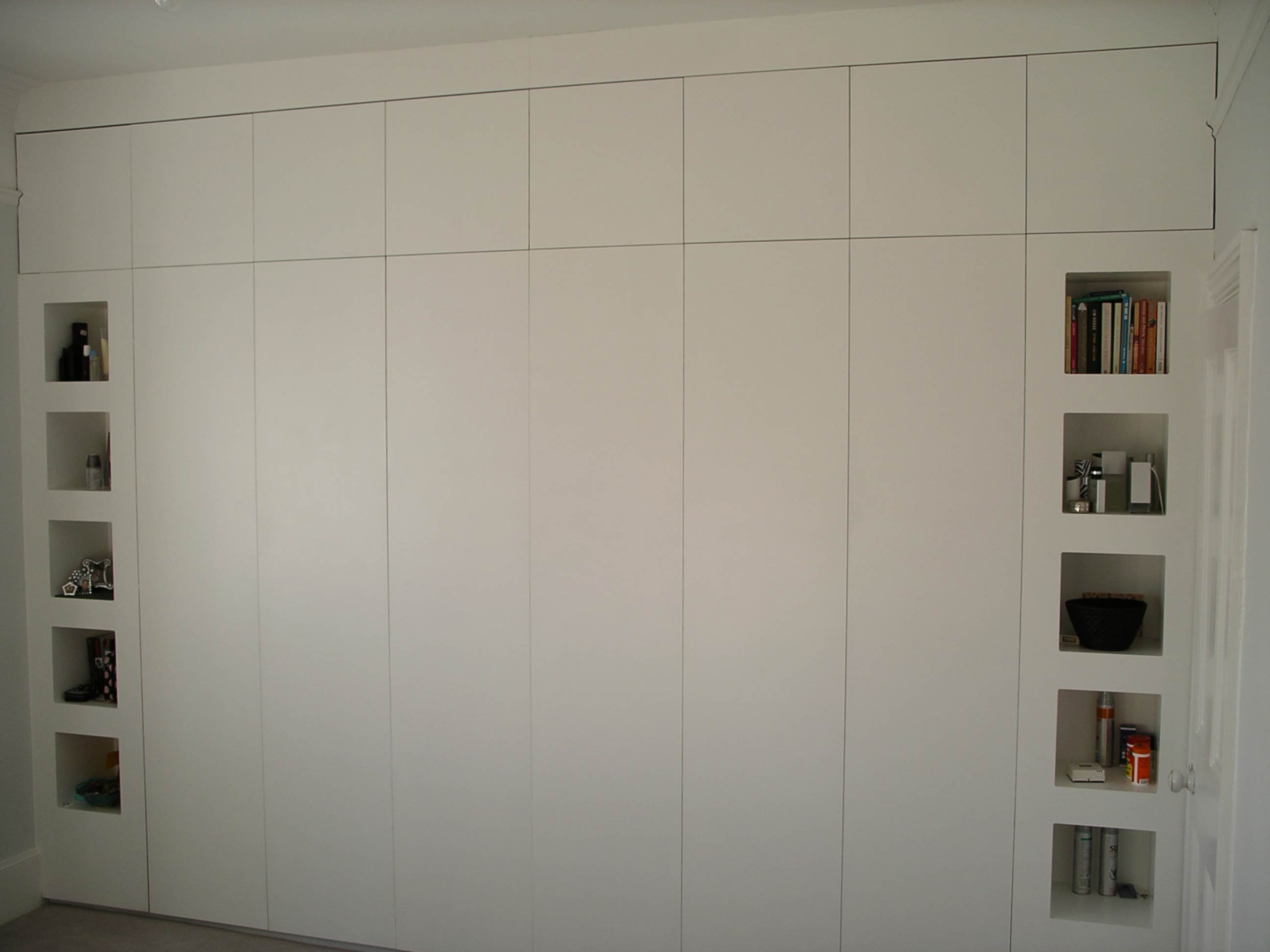 Built In Wardrobe Peter Henderson Furniture Brighton Uk For Bespoke Cupboard (#3 of 15)