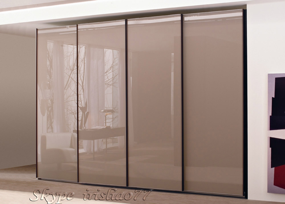 15 inspirations of sliding door wardrobes for Built in sliding doors