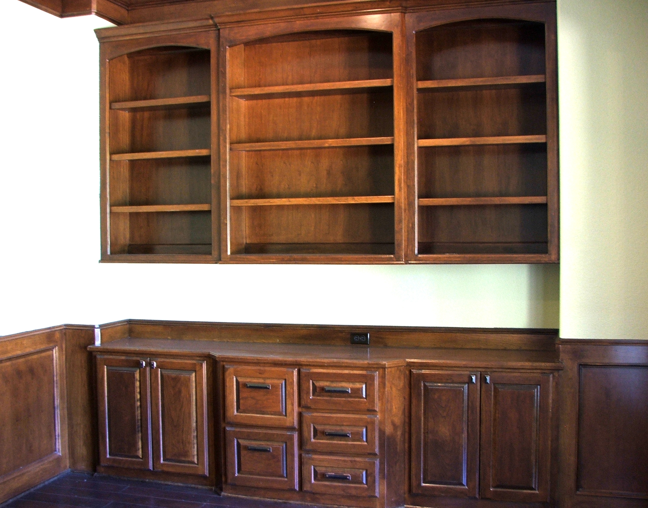 Built With Regard To Study Bookshelves (View 9 of 15)